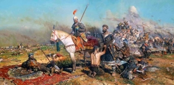 Османська імперія: Кидок на Північ. Частина третя