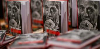 «Мустафа Джемілєв. Незламний» — книга про лідера кримських татар на Форумі видавців у Львові