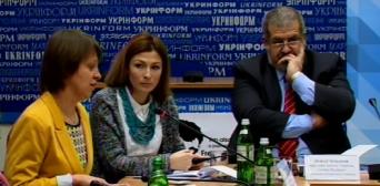 Эмине Джеппар призвала к защите крымчан, независимо от их восприятия Украинского государства