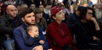 Київська Кримська солідарність провела вечір на підтримку Ільмі Умерова та інших політв'язнів Кремля