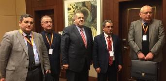 Голова Меджлісу обговорив ситуацію в Криму з турецькими політиками