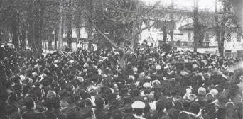 Первый Курултай крымскотатарского народа, ноябрь 1917