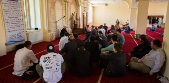 В Ісламському культурному центрі Києва провели молебень за жертвами Депортації