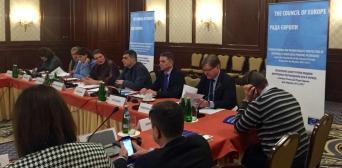 Відбулось засідання Наглядової ради Проекту Ради Європи щодо захисту прав вимушених переселенців