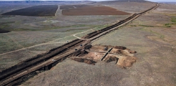 У тимчасово окупованому Криму під час будівництва водогону виявили поселення часів Золотої Орди