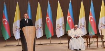 Папа Римський про взаємозв'язок віри і культури світу