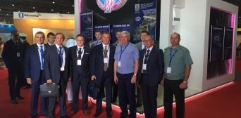 На виставці авіаційної техніки в ОАЕ дві компанії представлять Україну