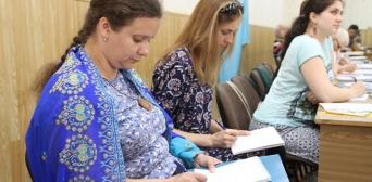 О мусульманских мотивах в работах украинских писателей — доклад участницы VI Международной исламоведческой школы