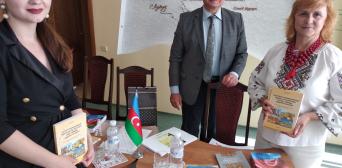 В Києві азербайджанський дослідник Теймур Атаєв презентував свої книги