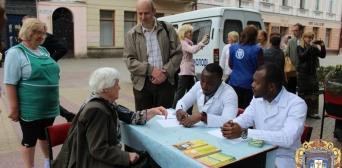 Приймати пацієнтів в «Карітас» будуть іноземні студенти та інтерни