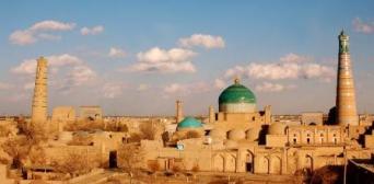 © Azia Travel: Стародавня Хіва заснована понад 2500 років тому