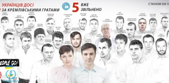 Підтримай заручників Кремля!
