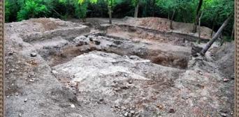 В Запорожье найдены останки мечети золотоордынского времени