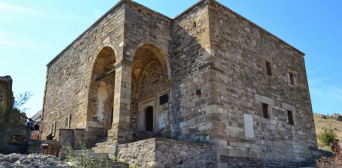 Стародавні мечеті Судака. Частина перша