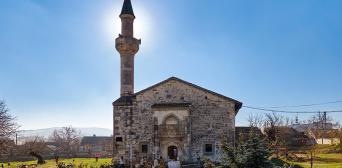 Мечеть Узбек-хана в місті Старий Крим