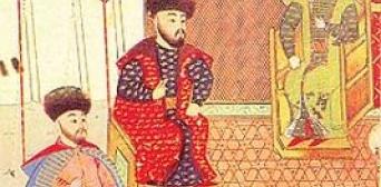 Крим і Москва в боротьбі за престол Казанського ханства в кінці XV — на початку XVI ст.