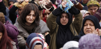 Let's sign a petition to protect women, imprisoned by the Syrian regime!