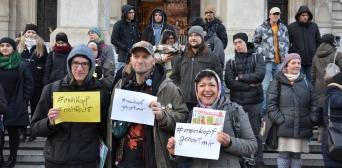 В Австрії — акція на підтримку хіджабу