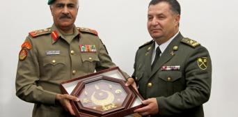 Україна та Кувейт поглиблюють співробітництво в оборонній сфері
