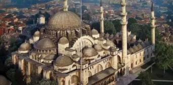 Полтысячи архитектурных шедевров — наследие Мимара Синана