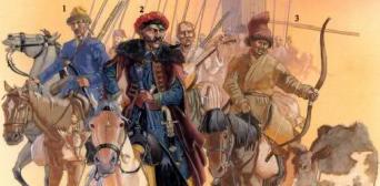 Ординські козаки