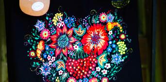 Тетяна Ділмач: Мистецтво для мене — це шанс вловити і передати на полотні те прекрасне, що створено Всевишнім