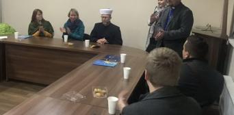 Лютерани дізнавалися про досвід соціального служіння мусульман
