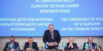 """Crimean Tatars are Role Models in Fraternity and Endurance Under the Russian Occupation"" — Said Ismagilov"