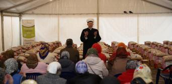 Помоги нуждающемуся ради милости Господа: совместная благотворительная акция «Muslime Helfen» и ДУМУ «Умма»