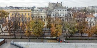 ©Думская: 2020, ноябрь. На Приморском бульваре Одессы начались раскопки: археологи ищут остатки Хаджибейского замка