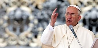 Папа Римський закликав Башара аль-Асада покласти край насиллю