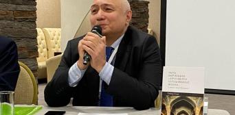«Быть верующим в круговерти сегодняшней жизни… Сложно? Легко? Возможно?» — в Киеве Теймур Атаев представил новую книгу