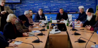 Установчі збори Всеукраїнської ради релігійних об'єднань засвідчують продовження формування в Україні громадянського суспільства