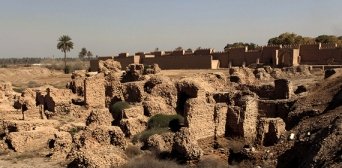 Iraq's ancient city of Babylon eyes World Heritage list
