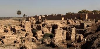 Древний иракский город Вавилон может попасть в список всемирного наследия ЮНЕСКО