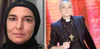 Шинейд О'Коннор приняла ислам — теперь ее зовут Шухада Давитт