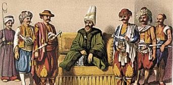Взаимоотношения России с Крымским ханством в 1775—1783 гг. Часть первая