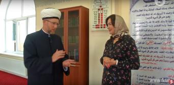 Муфтій ДУМУ «Умма» розвіяв стереотипи щодо Ісламу і мусульман