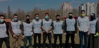 Завдяки зусиллям українських мусульман дерев в країні стало більше