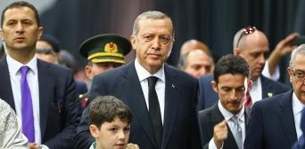 В США Ердоган взяв участь в іфтарі з турками-ахиска