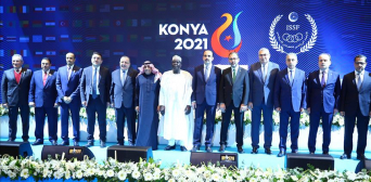 ©️ АА: Подписано соглашение о проведении V Игр исламской солидарности. Они пройдут весной 2021 года в турецкой провинции Конья