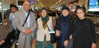 Переселившиеся из Украины турки-ахыска получили гражданство Турции