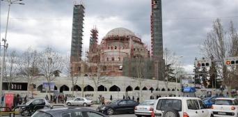 Мечеть «Намазгах» в Албанії зводить Туреччина