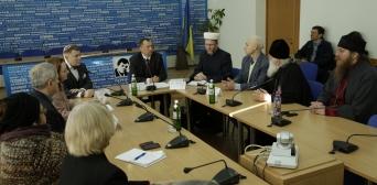 Всеукраїнська рада релігійних об'єднань відкрита до співпраці
