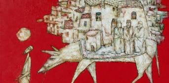 Выставка известного крымского художника-живописца Рамазана Усеинова