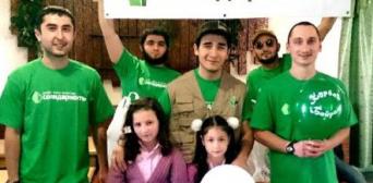 Мусульманский фонд из России помогает палестинцам и сирийцам