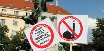 «Праві» політичні організації Чехії виступили з антиісламськими гаслами