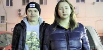 Російська ФСБ відпустила затриманих у нейтральній зоні Скрипник і Чекригіна