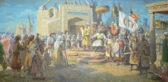 Золота Орда при ханові Узбек