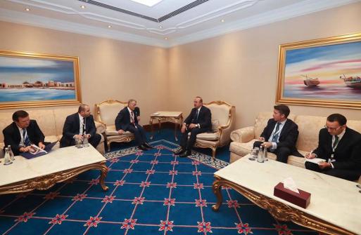 Mustafa Jemilev participated in Doha Forum